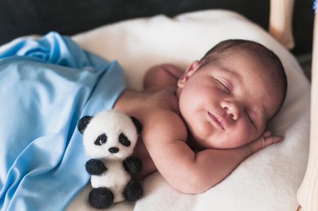 dormir como bebe