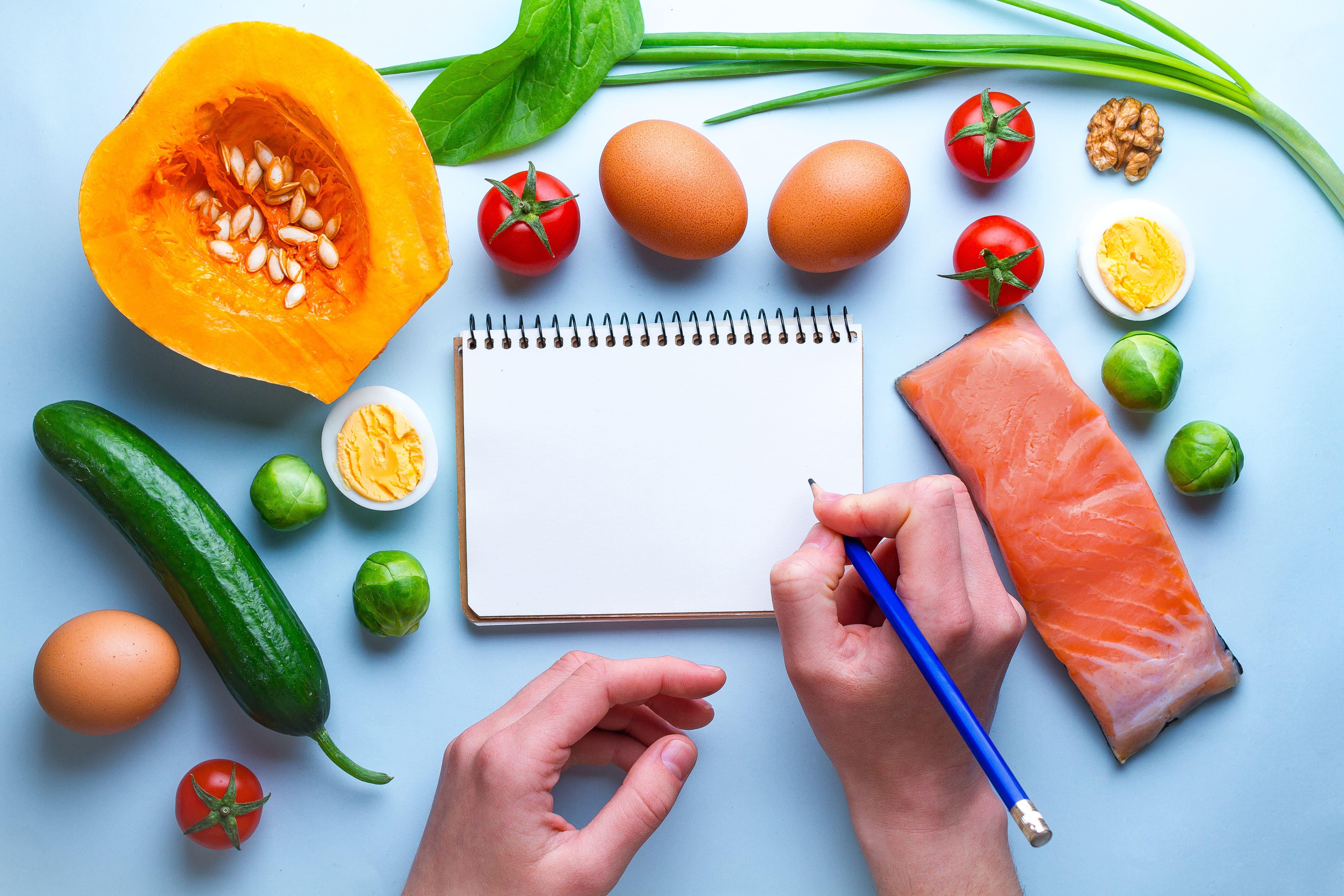 menú-dieta-cetogénica